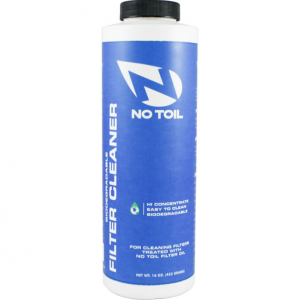 No Toil Filter Cleaner 16oz
