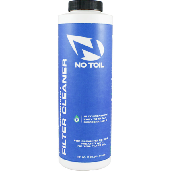 No Toil Filter Cleaner 16oz - Screen Shot 2018 03 09 at 15.43.57