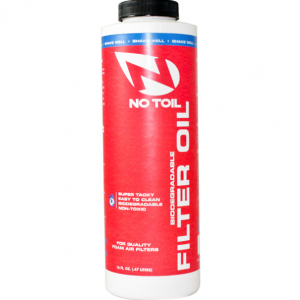 No Toil Air Filter Oil 16oz