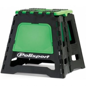 Polisport Moto Bike Stand Black/Green