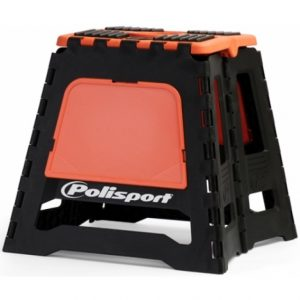 Polisport Moto Bike Stand Black/Orange