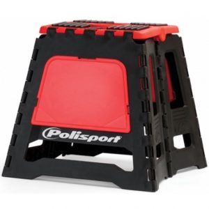 Polisport Moto Bike Stand Black/Red