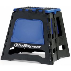 Polisport Moto Bike Stand Black/Blue