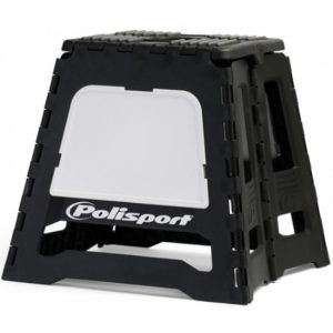 Polisport Moto Bike Stand Black/White