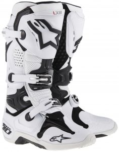 2018 Alpinestars Tech 10 Boot White