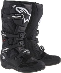 2018 Alpinestars Tech 7 Boot Black