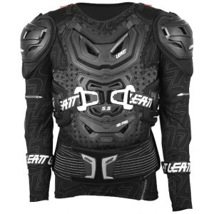 2018 Leatt Body Protector 5.5 Black