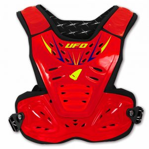 UFO Reactor 2 Evolution Adult Protector Fluo Red