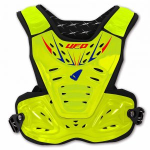 UFO Reactor 2 Evolution Adult Protector Fluo Yellow