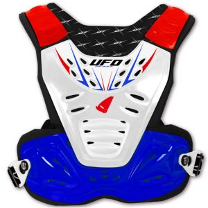 UFO Reactor 2 Evolution Youth Protector Blue/Red