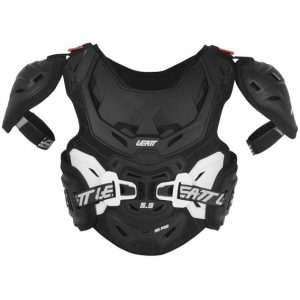 2018 Leatt 5.5 Pro HD Youth Chest Protector Black