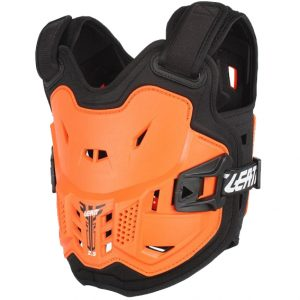 2018 Leatt 2.5 Kids Chest Protector Orange
