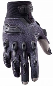 2017 Leatt GPX 5.5 Windblock Glove Black/Grey