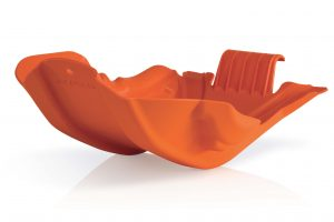 Acerbis Skid Plate KTM SXF 450 2013-2015 Orange