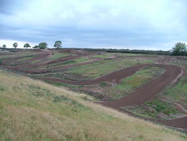 Thoresway-Motoparc Motocross Tracks in Gloucestershire