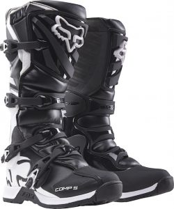 2018 Fox Comp 5 Boot Black