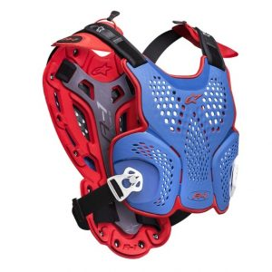 Alpinestars A1 Roost Guard Blue/Red/White