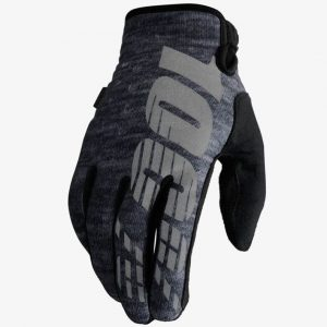 100% Brisker Glove Heather