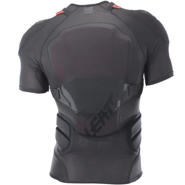Leatt 3DF Airfit Lite Body Tee Black - Leatt BodyTee 3DFAirFitLite back 5017180020