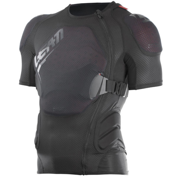 Leatt 3DF Airfit Lite Body Tee Black - Leatt BodyTee 3DFAirFitLite frontRight 5017180020