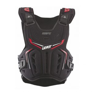 2018 Leatt 3DF Airfit Lite Chest Protector Black