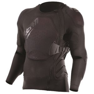 2018 Leatt 3DF Airfit Lite Body Protector Black