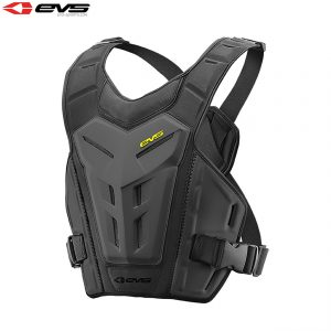 EVS Revo 4 Under Armour Adult Black/Hi-Viz