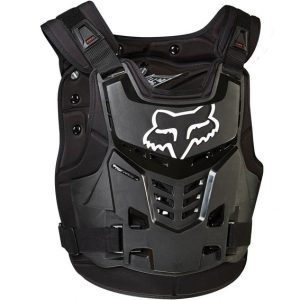 2018 Fox Proframe LC YOUTH Chest Protector Black