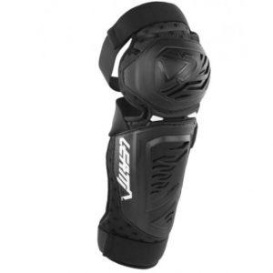 2018 Leatt 3.0 EXT Knee Guards Adult Black