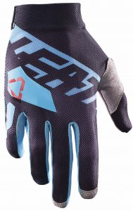 2017 Leatt GPX 2.5 X-Flow Glove Black/Blue