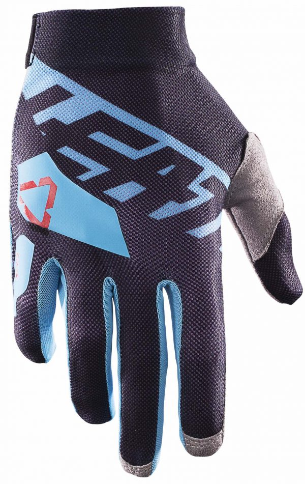 Glove GPX 2.5 X-Flow Black-Blue (1)