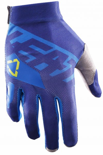 Glove GPX 2.5 X-Flow Blue-Lime (1)