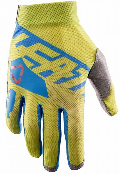 Glove GPX 2.5 X-Flow Lime-Blue (1)