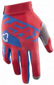 2017 Leatt GPX 2.5 X-Flow Glove Red/Blue