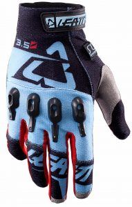 2017 Leatt GPX 3.5 Lite Glove Black/Blue
