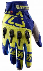 2017 Leatt GPX 3.5 Lite Glove Blue/Lime