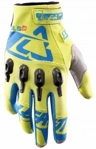 2017 Leatt GPX 3.5 Lite Glove Lime/Blue
