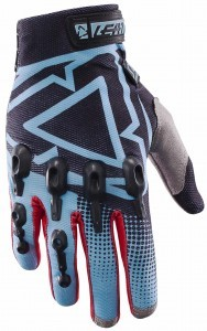 2017 Leatt GPX 4.5 Lite Glove Black/Blue