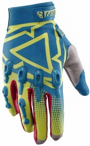 2017 Leatt GPX 4.5 Lite Glove Lime/Blue