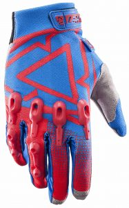2017 Leatt GPX 4.5 Lite Glove Red/Blue