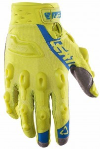 2017 Leatt GPX 5.5 Lite Glove Lime/Blue