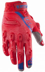 2017 Leatt GPX 5.5 Lite Glove Red/Blue