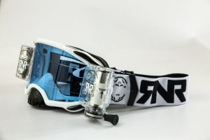 Rip N Roll Platinum WVS 48mm Film Roll Off Goggle White