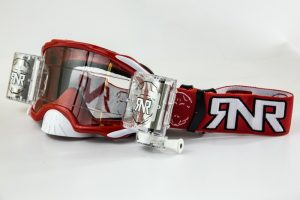 Rip N Roll Platinum WVS 48mm Film Roll Off Goggle Red