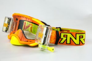 Rip N Roll Platinum WVS 48mm Film Roll Off Goggle Orange