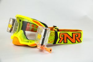 Rip N Roll Platinum WVS 48mm Film Roll Off Goggle Yellow