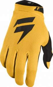 2018 Shift WHIT3 Label Air Glove Yellow