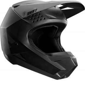 2018 Shift WHIT3 Label Helmet Black
