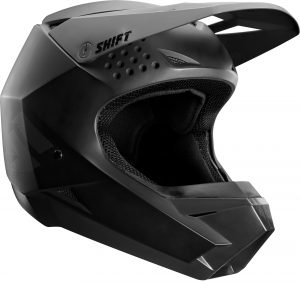 2019 Shift WHIT3 Label Helmet Matte Black