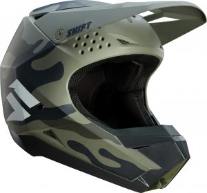 2018 Shift WHIT3 Label Helmet Camo